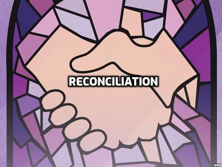 LENTEN RECONCILIATION SERVICE SCHEDULE