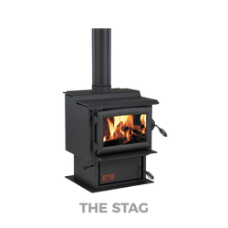 THE STAG | Woodsman Fires