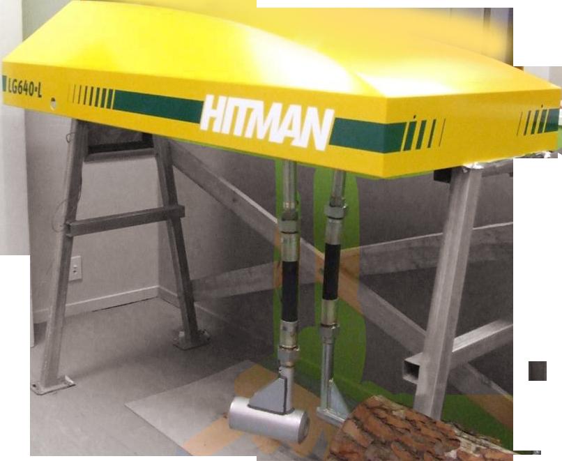 HITMAN LG640