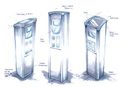 Metro Meter Concept