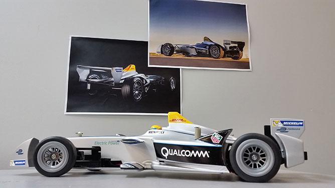 Mini Formula E
