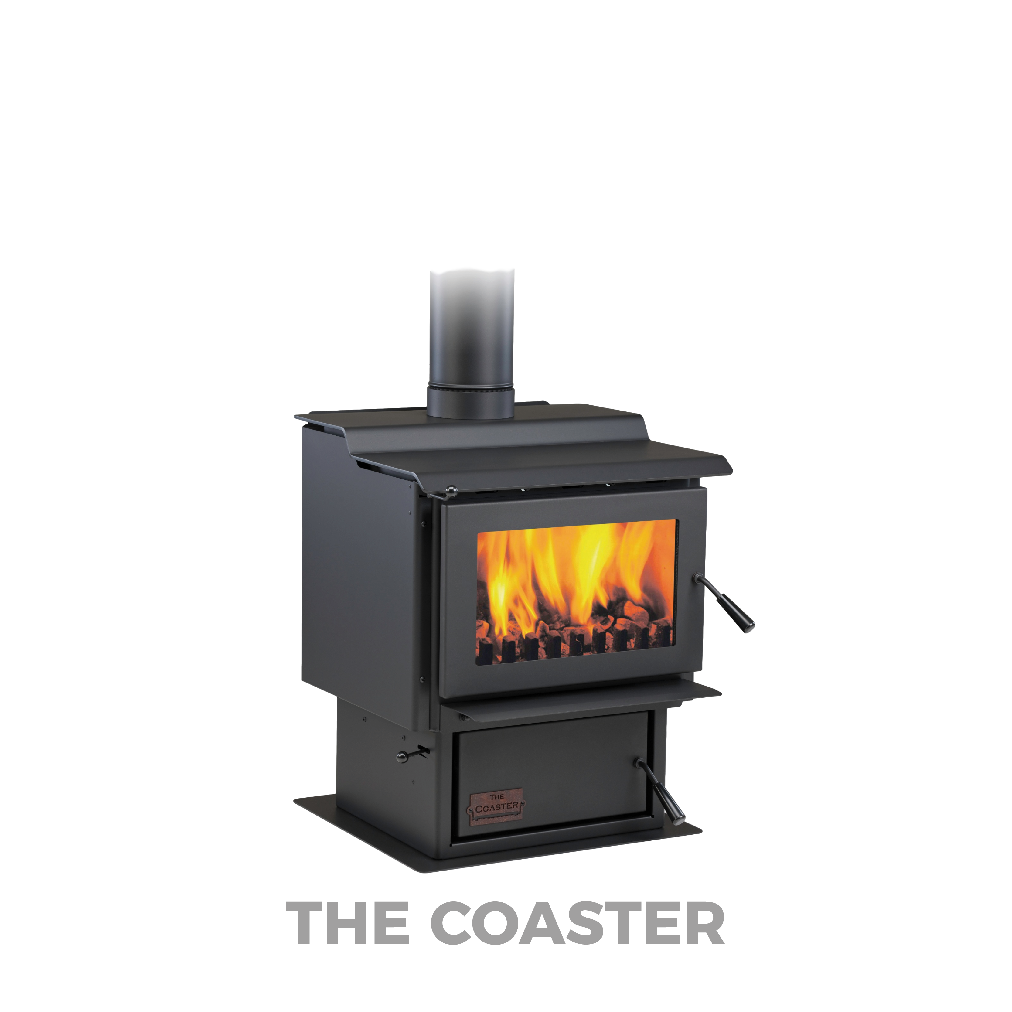 THE COASTER | Woodsman Fires