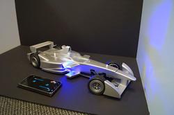 MVP E Race Car