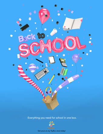 Poster Design Toybox