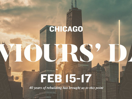 Saviours' Day 2019 in Chicago!  (Feb. 15-17)