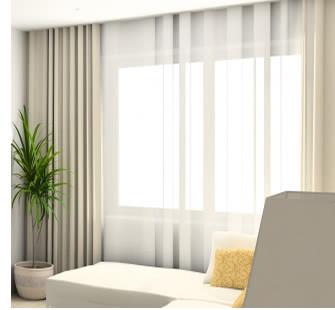 Swish new curtains