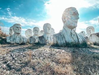 Eerie Abandon History found in Williamsburg, Virginia