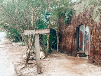 Tulum, Mexico— My First Solo Trip to a Foreign Country
