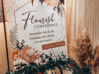 Nicole Crank: Flourish, A Women's Conference
