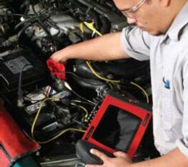 check engine light diagnostic scan tool sacramento auto repair