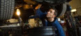 Vehicle maintenance car repair oil change