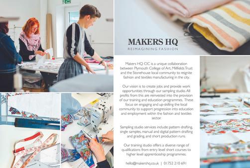 Makers HQ Flyer (back)