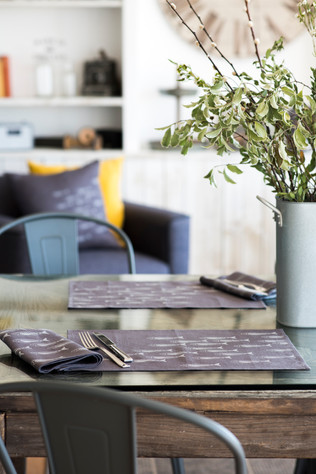 HELEN ROUND Quayside Placemats & Napkins