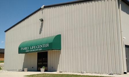 Eaton Church of God Family Life Center