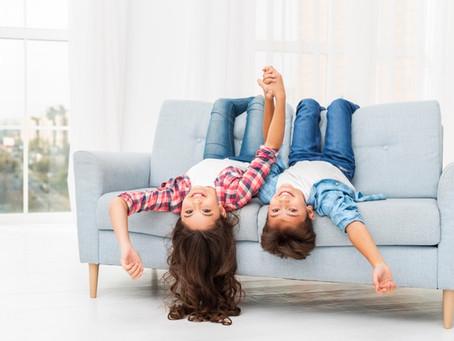 20 ideas de actividades de niños para esta cuarentena
