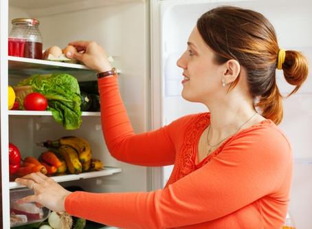 Recomendaciones para mantener en buen estado tus alimentos durante la contingencia (COVID-19).