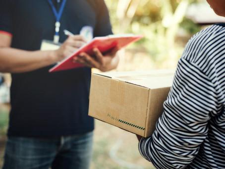 Coronavirus: ¿cómo recibir un paquete en casa de forma segura?