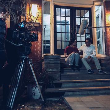 "Short film - ""House arrest"""
