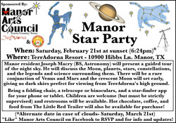 Star Party 2-21-15