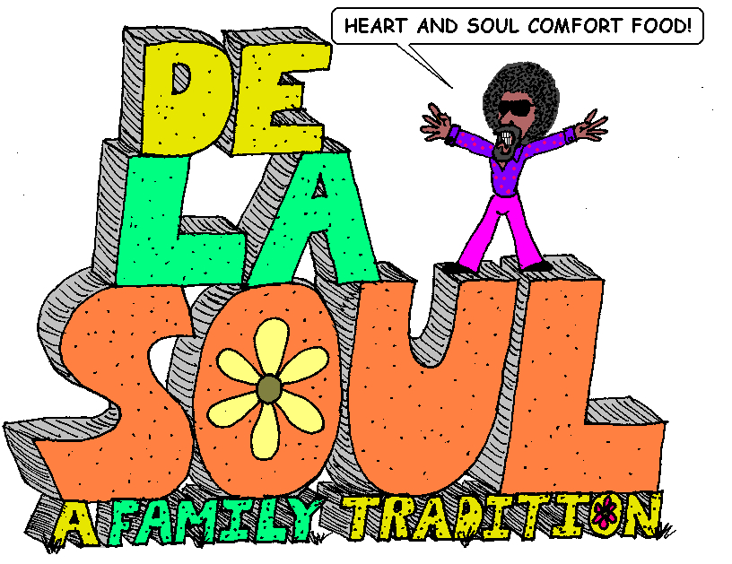 De La Soul Food Truck