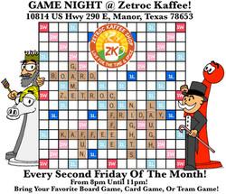 Zetroc Game Night