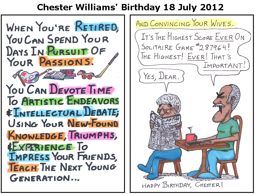Chester's Birthday Card 1