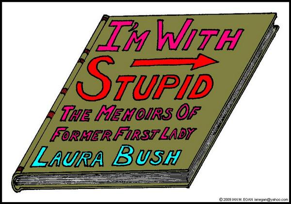 Laura Bush Book