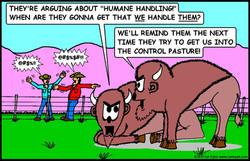 Humane Handling