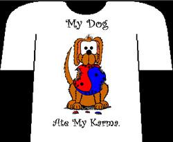 Dog Ate My Karma