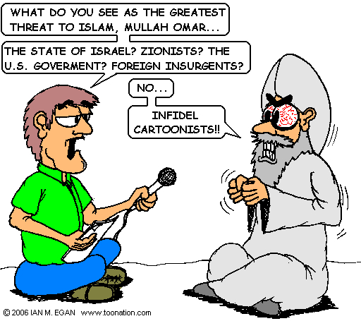 Infidel Cartoonists