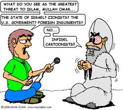 Infidel Cartoonists