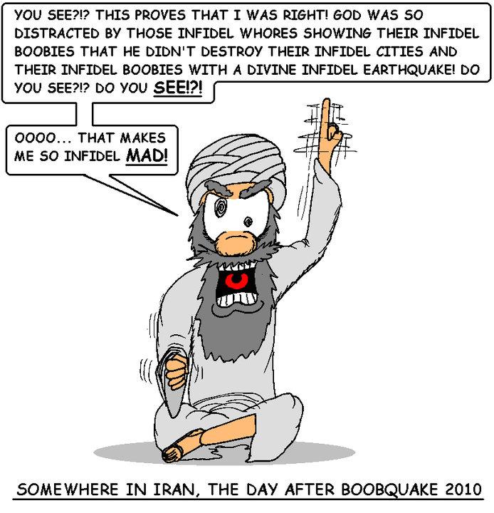 Boobquake 2010