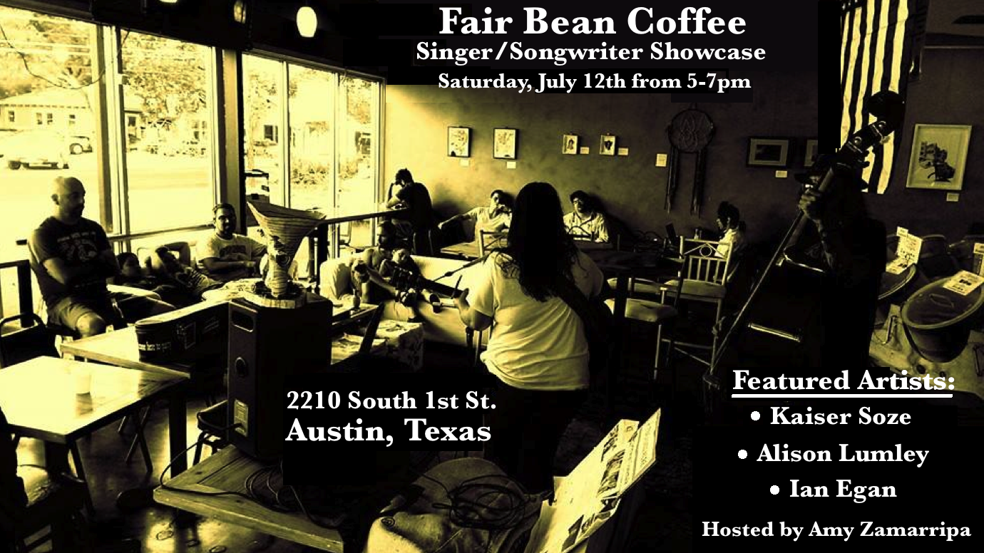 Fair Bean Showcase Poster