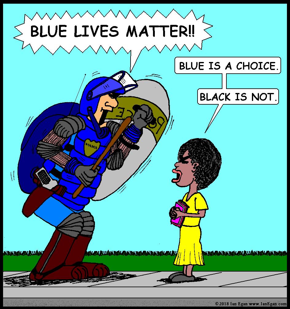 Blue Lives