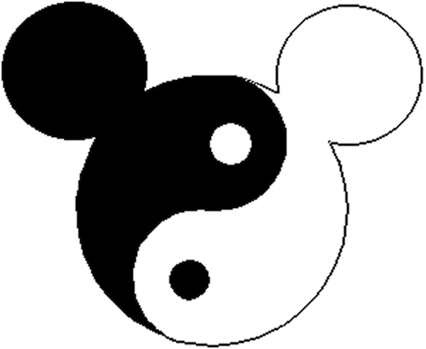 Mickey Mouse Karma