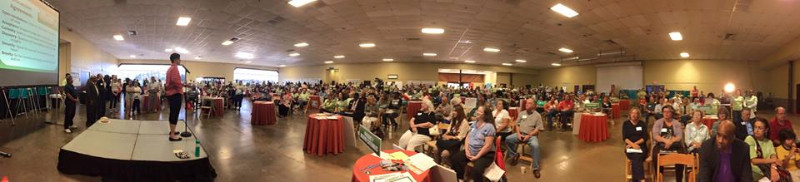 The Spirit of East Austin Forum... it was standing room only.