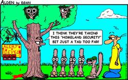 Homeland Squirrels