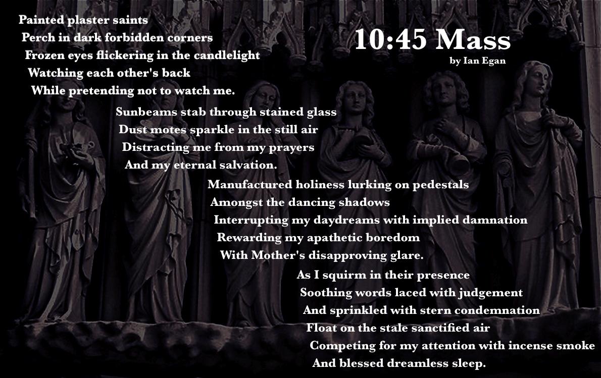 10:45 Mass