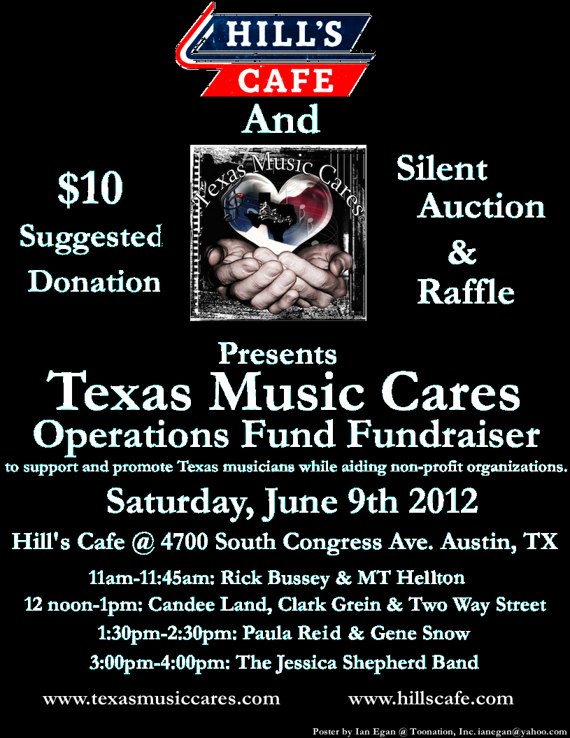 Texas Music Cares Benefit 2