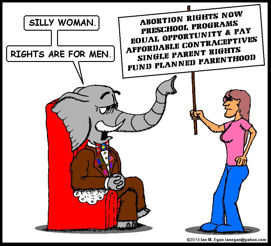 GOP's Mysogeny