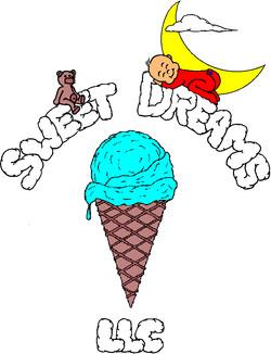 Cloud Arc Ice Cream Logo 2