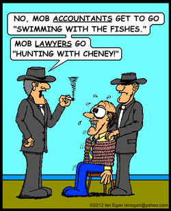 Hunting With Cheney