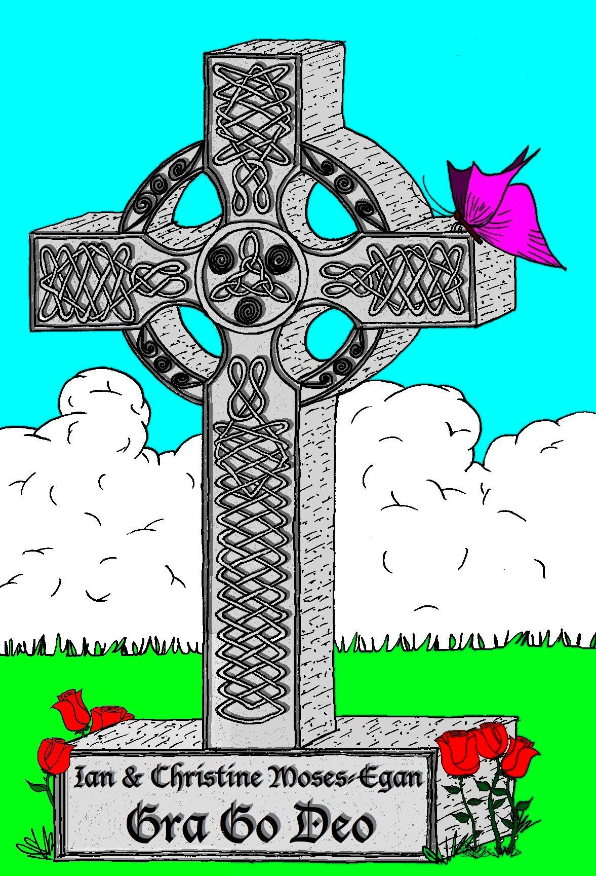 Gra Go Deo Celtic Cross
