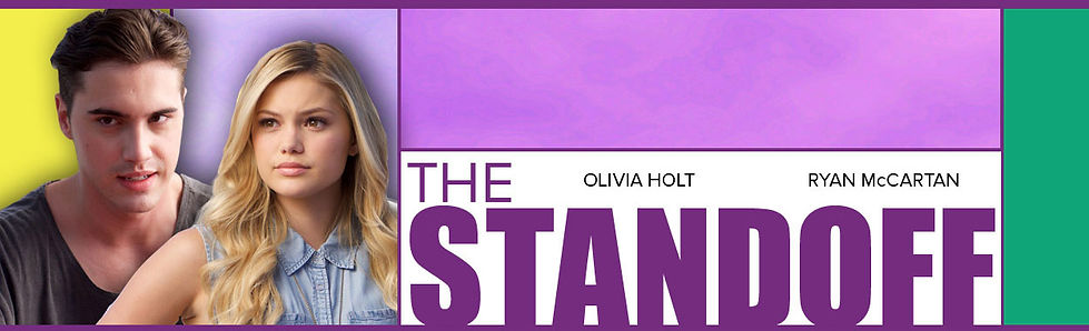 Teen Comedy Starring Olivia Holt and Ryan McCartan