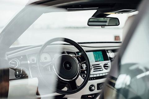 Luxuxautoinnere