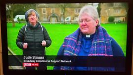 BBC News 10pm 1st Feb 2021