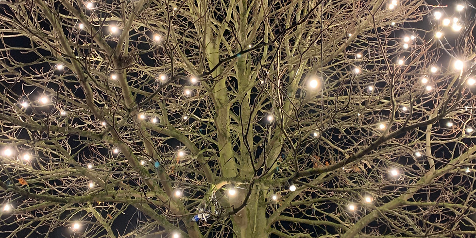 All Souls Tide Service and The Tree of Light