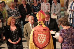 ALM Service at Worcester Cathedral