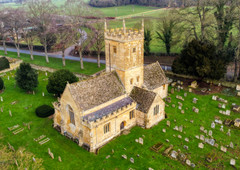 St Eadburgha's Church