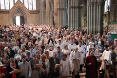 Ordination Service at Worcester Cathedral